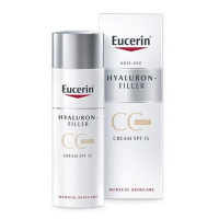 EUCERIN Hyaluron-Filler CC krém SPF 15 světlý 50 ml