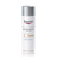 EUCERIN Hyaluron-Filler CC krém SPF 15 středně tmavý 50 ml