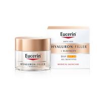 EUCERIN Hyaluron-Filler+ Elasticity Denní krém SPF 30 50 ml