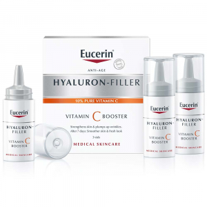 EUCERIN Hyaluron-Filler Vitamin C Booster 3x 8 ml