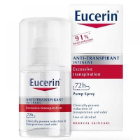 EUCERIN Intenzivní antiperspirant sprej 30 ml