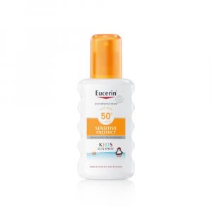 EUCERIN Sun Sensitive Protect Dětský sprej na opalování s velmi vysokou ochranou SPF 50+ 200 ml