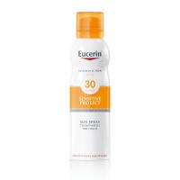 EUCERIN Sun Dry Touche Transparentní sprej na opalování  SPF 30 200 ml
