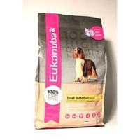 Eukanuba Dog Adult Lamb & Rice Small & Medium 2,5 kg