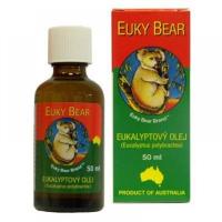 HEALTH LINK Euky Bear eukalyptový olej 50 ml