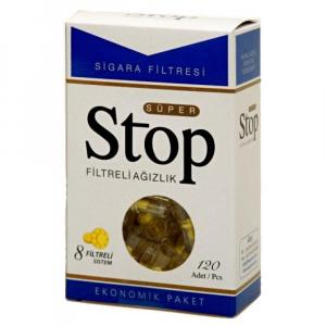 STOPFILTR Super Filtr na cigarety 120 kusů
