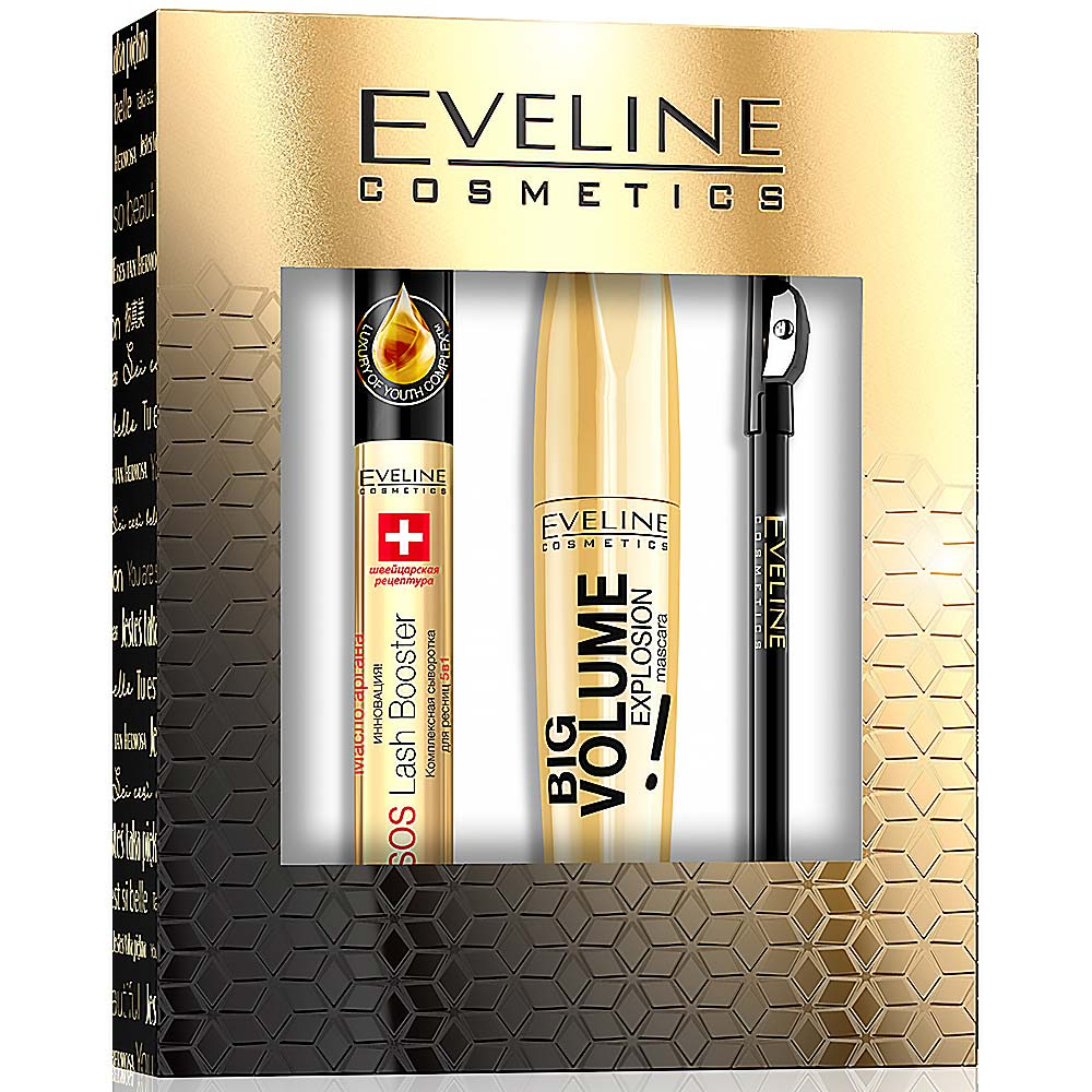EVELINE Big Booster Dárkový kosmetický balíček pro ženy