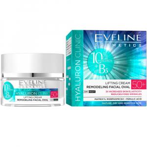 EVELINE Clinic 50+ Denní a noční krém 50 ml