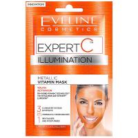 EVELINE Expert C Pleťová maska 3v1 2x5 ml