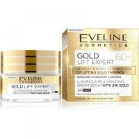 EVELINE Gold Lift Expert Denní a noční krém 60+ 50 ml