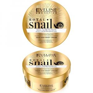EVELINE Royal Snail Koncentrovaný tělový krém 200 ml