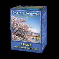 EVEREST AYURVEDA Apana pro klidnou menstruaci sypaný čaj 100 g