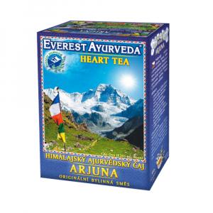 EVEREST AYURVEDA ARJUNA Srdeční činnost 100 g sypaného čaje