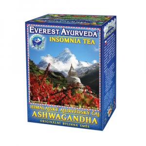 EVEREST AYURVEDA Ashwagandha odpočinek a spánek sypaný čaj 100 g