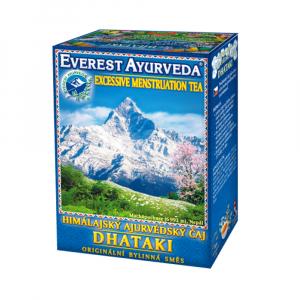 EVEREST AYURVEDA Dhataki silná menstruace sypaný čaj 100 g
