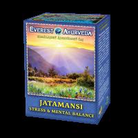 EVEREST AYURVEDA Jatamansi stres a duševní rovnováha sypaný čaj 100 g