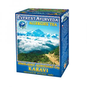 EVEREST AYURVEDA Karavi dráždivé potraviny a citlivý tračník sypaný čaj 100 g