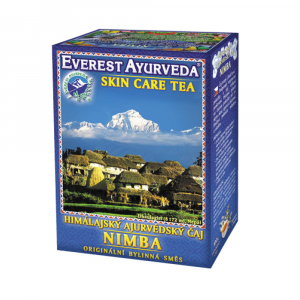 EVEREST AYURVEDA Nimba péče o pokožku sypaný čaj 100 g
