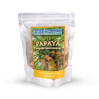 EVEREST AYURVEDA Papaya Vitamín A, C a vápník 100 g sušeného ovoce