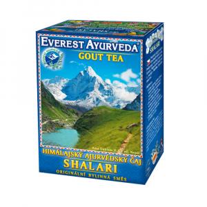 EVEREST AYURVEDA Shalari močový metabolismus a klouby 100 g sypaného čaje