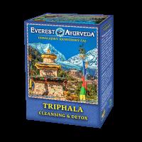 EVEREST AYURVEDA Triphala detoxikace trávicího traktu sypaný čaj 100 g