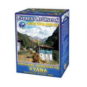 EVEREST AYURVEDA Vyana podpora periferní cirkulace 100 g sypaného čaje