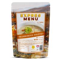 EXPRES MENU Bramborová polévka bez lepku 2 porce