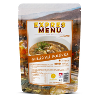 EXPRES MENU Gulášová polévka bez lepku 2 porce