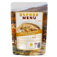 EXPRES MENU Zelná polévka s klobásou bez lepku 2 porce