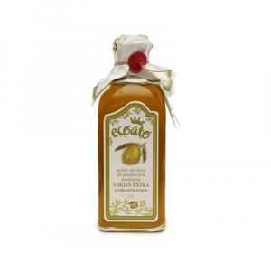 Extra panenský olivový olej ECOATO 500ml-BIO