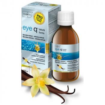 QPHARMA Eye q tekutá forma s příchutí vanilky 200 ml
