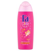 FA Kids Sprchový gel a šampón Sweet Berry 250 ml
