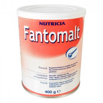 FANTOMALT  1X400GM Prášek pro roztok