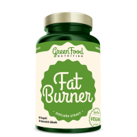 GREENFOOD NUTRITION Fat burner 60 kapslí