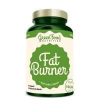 GREENFOOD NUTRITION Fat burner 60 kapslí