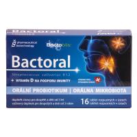 FAVEA Bactoral + Vitamín D 16 tablet