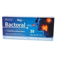 FAVEA Bactoral + Vitamín D 30 tablet
