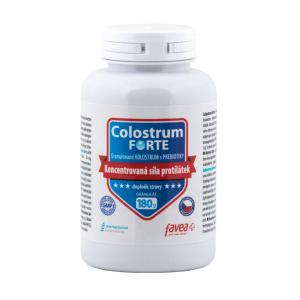 FAVEA Colostrum Forte granulát 180 g