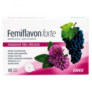 FAVEA Femiflavon forte 60 tablet