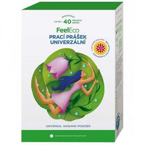 FEEL ECO Prací prášek univerzální 2,4 kg
