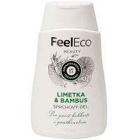 FEEL ECO Sprchový gel Limetka & Bambus 300 ml