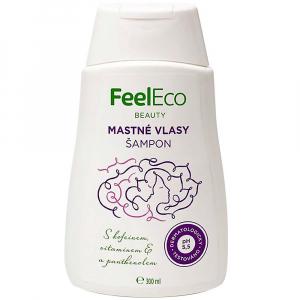 FEEL ECO Vlasový šampon na mastné 300 ml