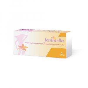 FEMINELLA Vaginálních globule 10 kusů