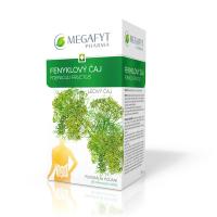 MEGAFYT Fenyklový čaj porcovaný 20 sáčků