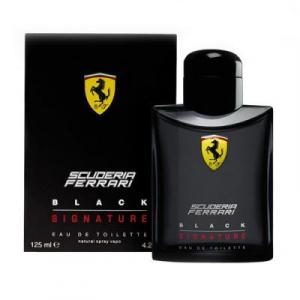 Ferrari Black Signature Toaletní voda 125ml tester TESTER