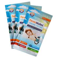 FEVERMATES Chladivé náplasti pro děti 6 kusů