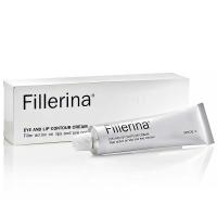 FILLERINA Krém proti stárnutí pleti na kontury očí a rtů 15 ml stupeň 1