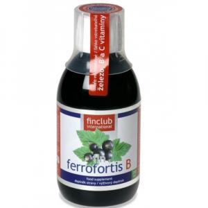 FINCLUB Ferrofortis B 250 ml