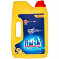 FINISH Citron Prášek do myčky nádobí 2,5 kg