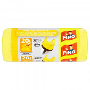 FINO pytle odpad ucho 20L žluté (30ks)